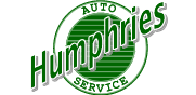 Humphries Auto Logo